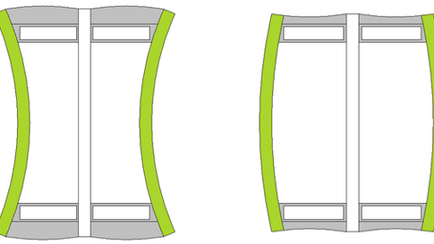 Zakaj so v visokogorju potrebna posebna stekla?