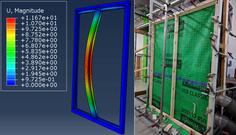 Numerične simulacije v razvoju in zasnovi lesenih oken