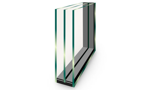 How long does the gas stay ''trapped'' in an insulated glass unit?