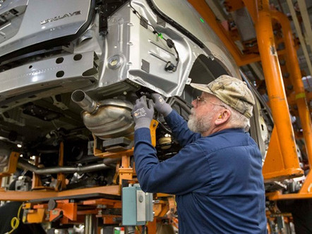 Why General Motors Shifted Gears in Its Manufacturing Strategy