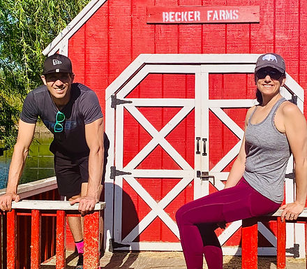 Farm Yoga Retreat With Jen and Steve
