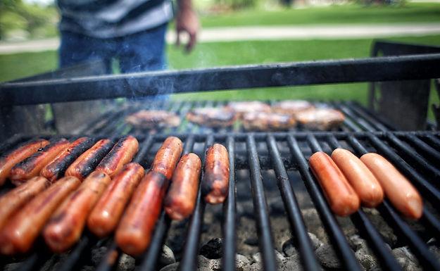 Sahlen's Hot Dog