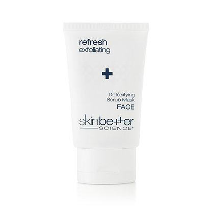 Refresh: Detoxifying Scrub Mask Face