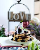 5. House-favourite Blueberry Pancakes w_