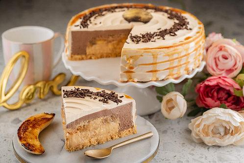 Chocolate Banoffee Cake