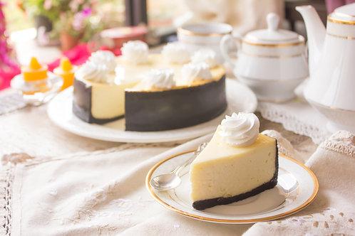 Original NY Style Baked Cheesecake