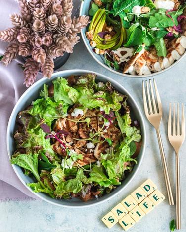 1. Rosemary Chicken _ Avocado Salad -min