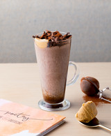 Belgian Chocolate Peanut Butter Milkshak