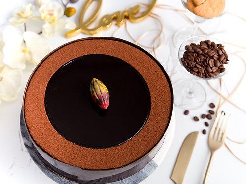 Cookies & Coffee Cheesecake
