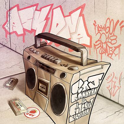 Raj Ramayya & Richie Branson - Ask DNA [IchiGO! 2018 Remix]