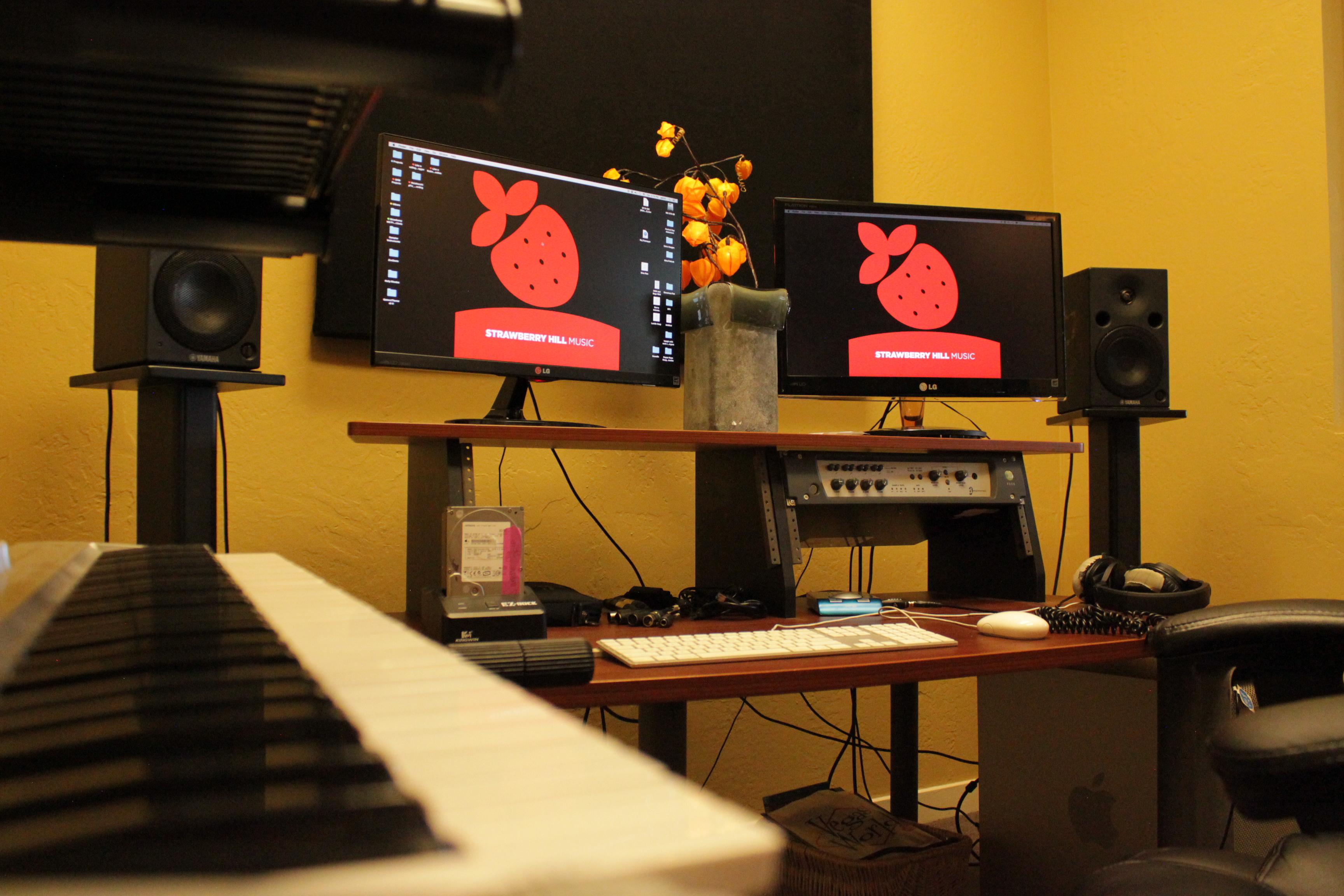 Studio B - Editing