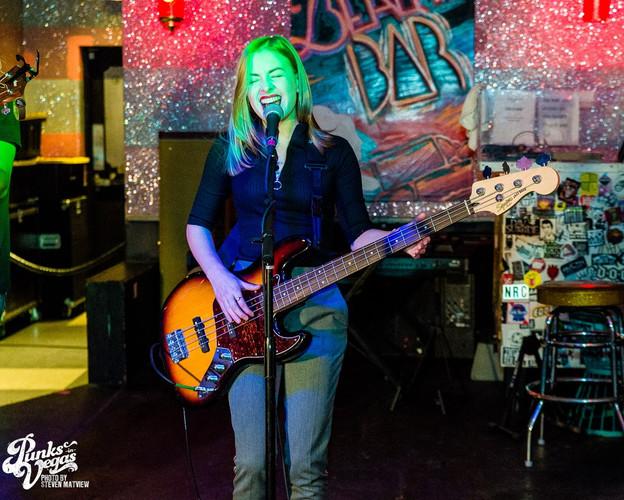 Photo: Steven Matview, Punks in Vegas | At Beauty Bar in Las Vegas, NV