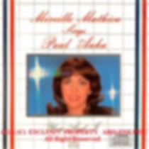 Mireille Mathieu sings Paul Anka You and
