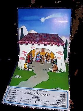 рождественский альбом мирей Passion