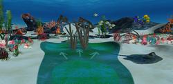 mini-golf ocean