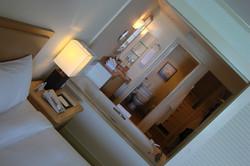 Deluxe-Zimmer im Hyatt Regency