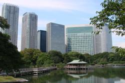 Hamarikyū-Park