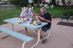 Ran aus Israel und Wayne