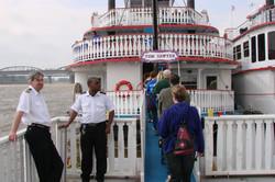 """Einsteigen zur """"Steamboat"""" Tour"""