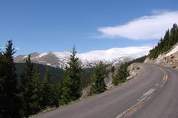 Fahrt zum Mount Evans I