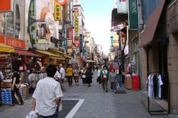 Quirliges Treiben im Ueno Viertel