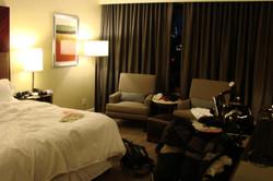 """mein Hotelzimmer im """"The Westin"""""""