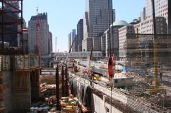 Ground Zero, Fundament Freedom Tower