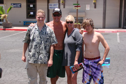 Tauchschüler auf Hawaii