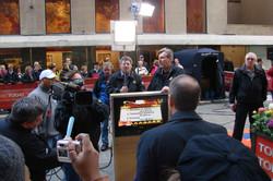 NBC Sudios am Rockefeller Center