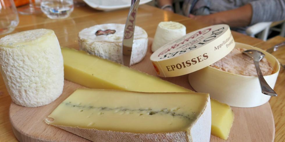 Cheese making weekend in Georgia