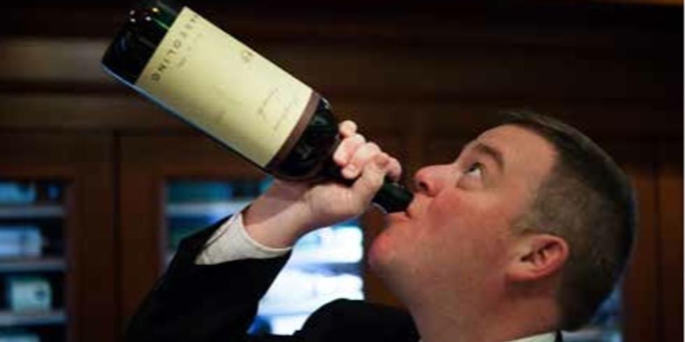 Wine Tasting with Heath in Tuscaloosa