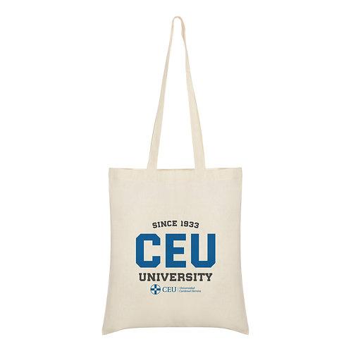 CEU University tote bag