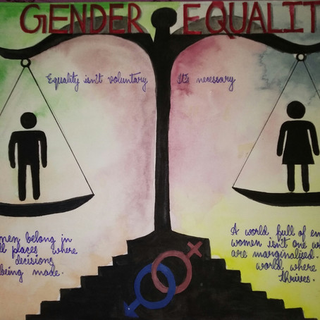 Equality is not voluntary, it is necessary| Arshiva Tonaya Chelleng