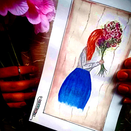 DEPRESSION : Don't hide it with flowers of joy| Naqiya Mustafa