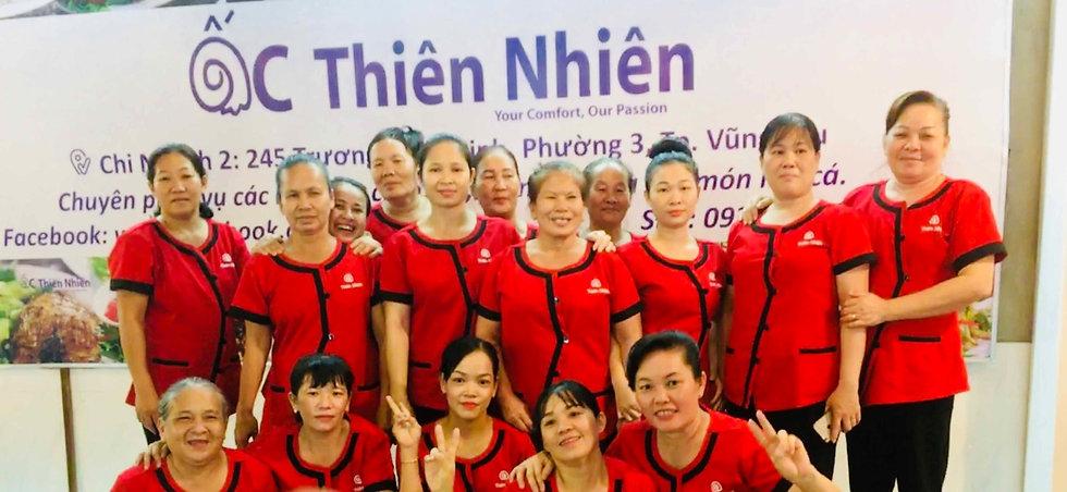 Doi Ngu Bep Oc Thien Nhien