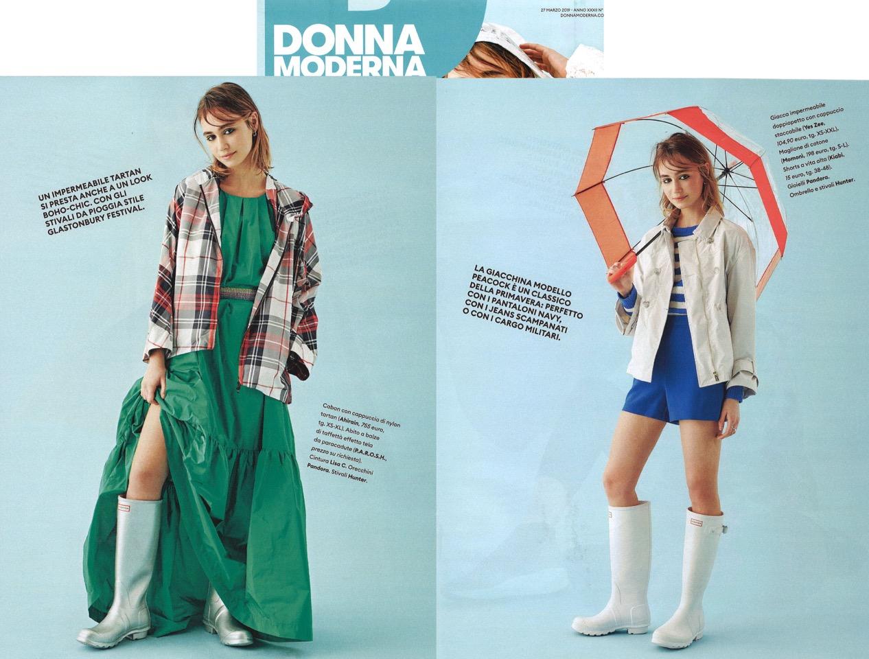 Hunter | Donna Moderna