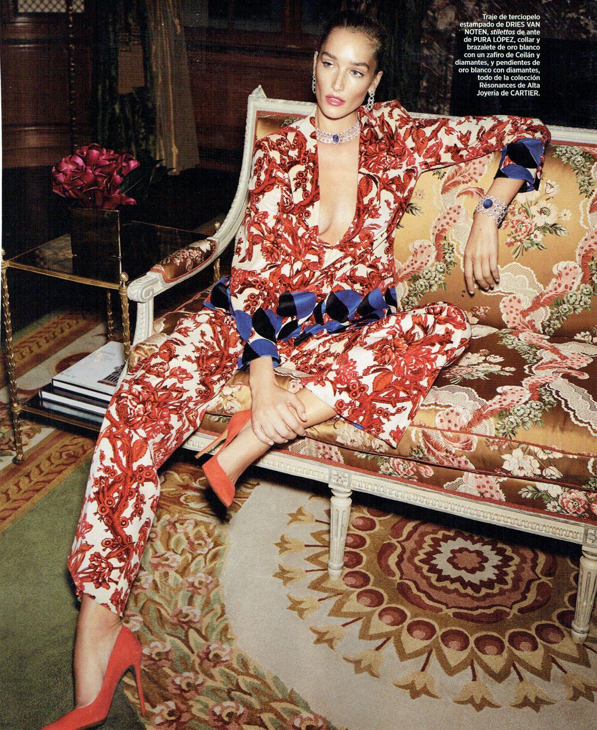 Pura Lopez | Harper's Bazaar