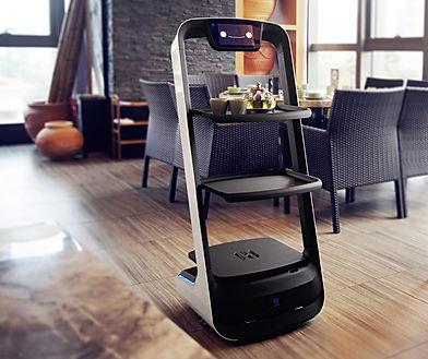 Serving robot Australia for Restaurants Hotels