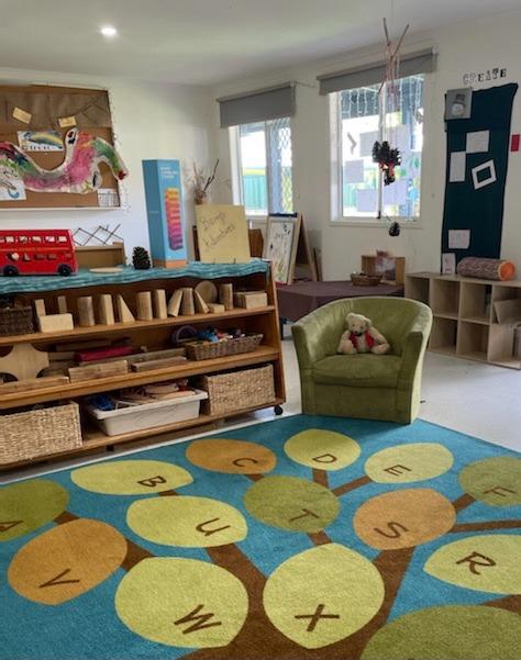 Senior Kindy Room (3-4 years)
