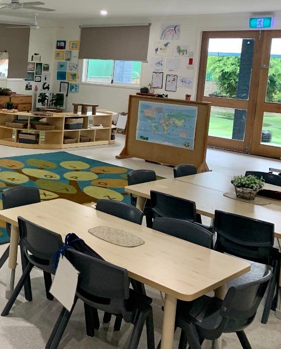 Preschool Room (4-5 years)
