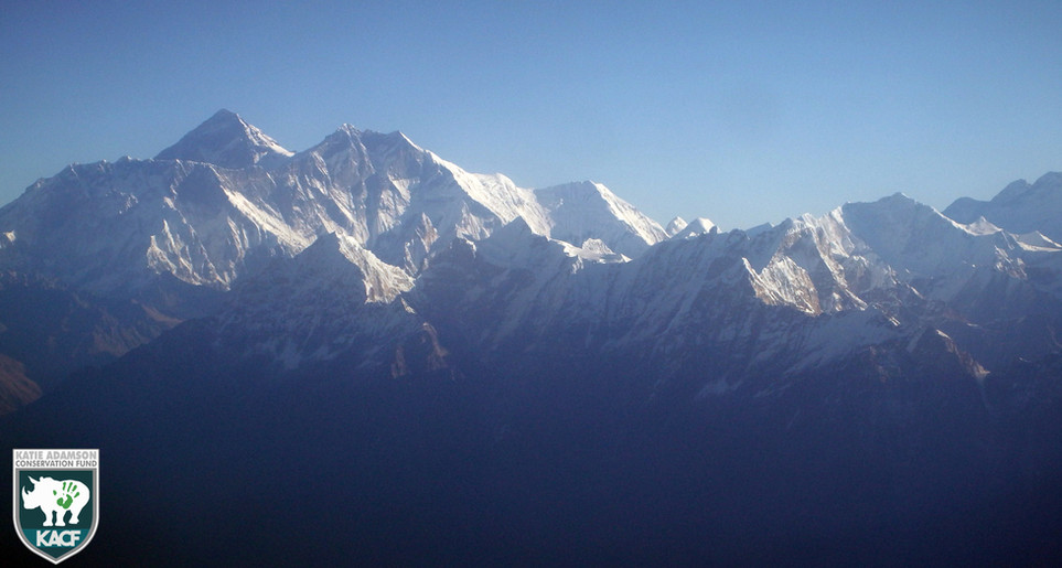 Flight to Mount Everest