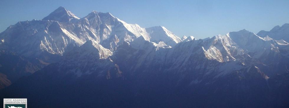 Flight to Mount Everest
