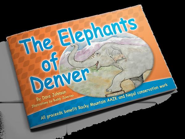 ElephantsOfDenver_Book Mockup2_A4 Landsc