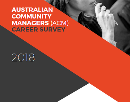 ACM 2018 Survey results revealed