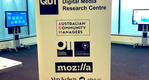 Supporting internet research: AOIR