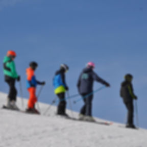 morgins ski school