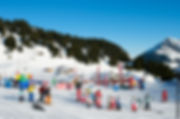 English Speaking Villars Ski School