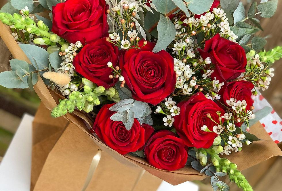 Valentine's Day Blooms