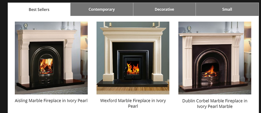 Marble Fireplaces Ireland   Best Value M