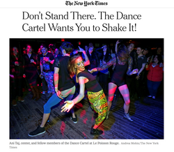 The New York Times: The Dance Cartel